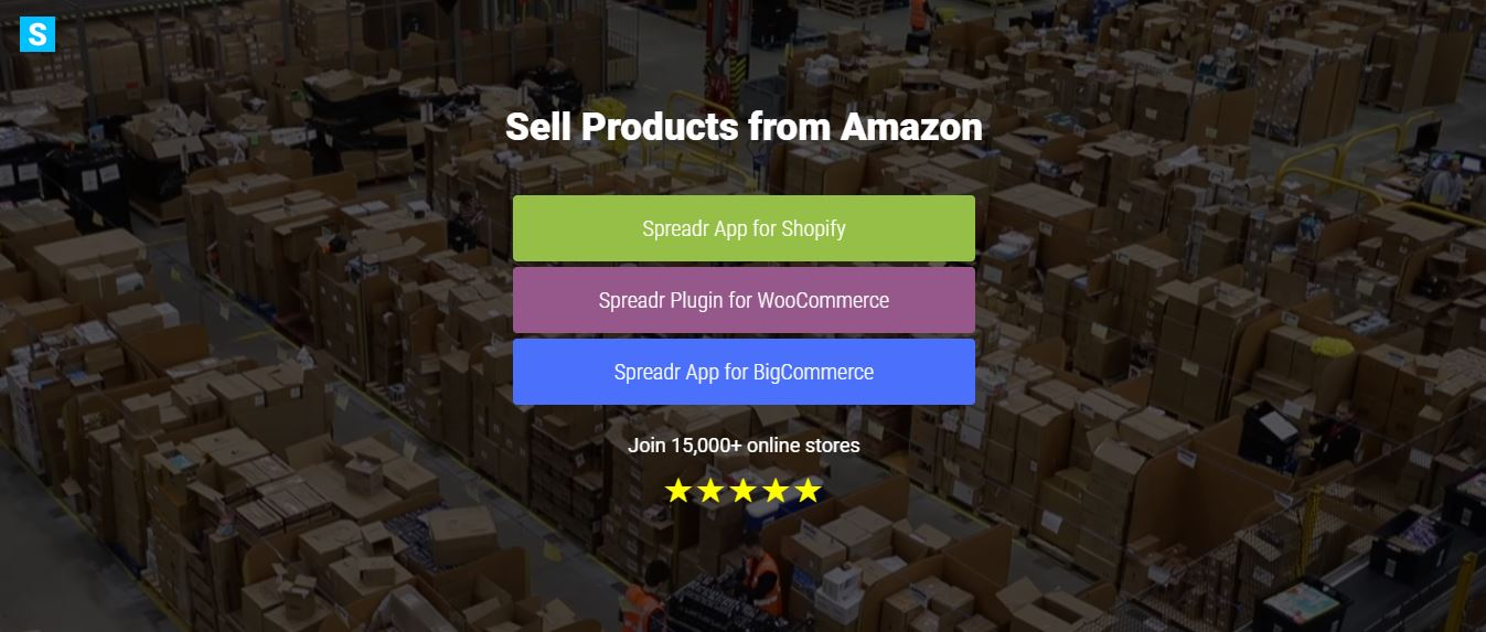Spreadr App Amazon Importer