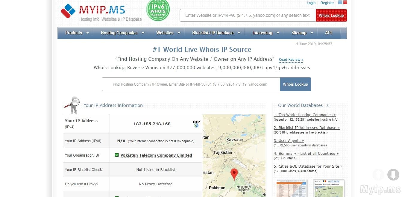 myip.ms ecom Store Listings