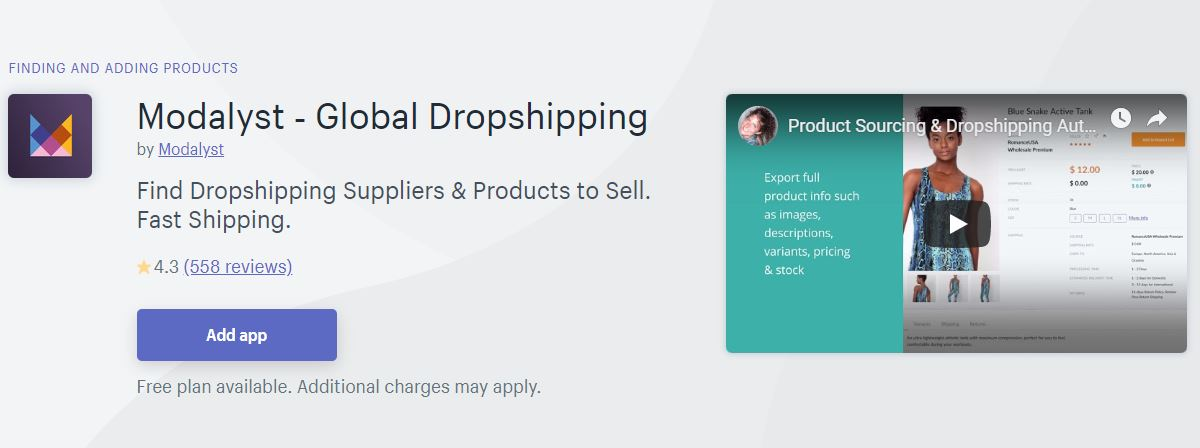 Find Dropshipping Suppliers