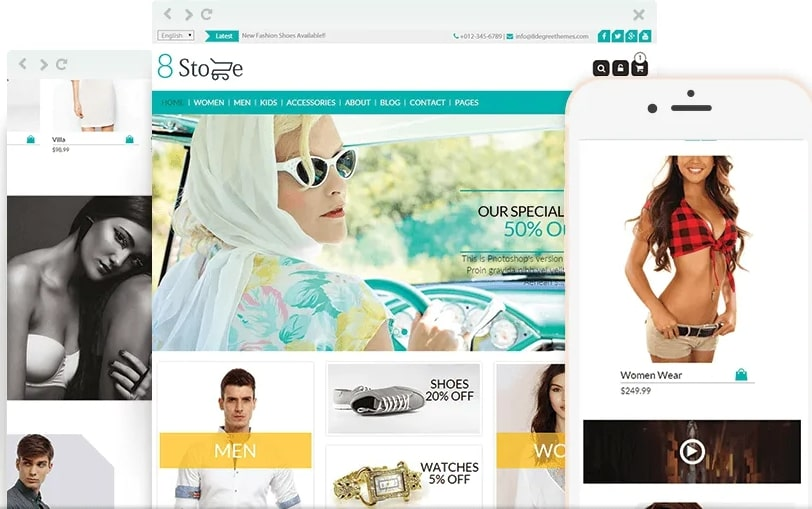 The Best 17 Free Woocommerce Themes for 2021