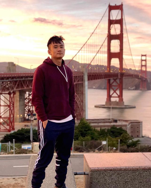 Dropshipping Entrepreneur Andy Mai bridge