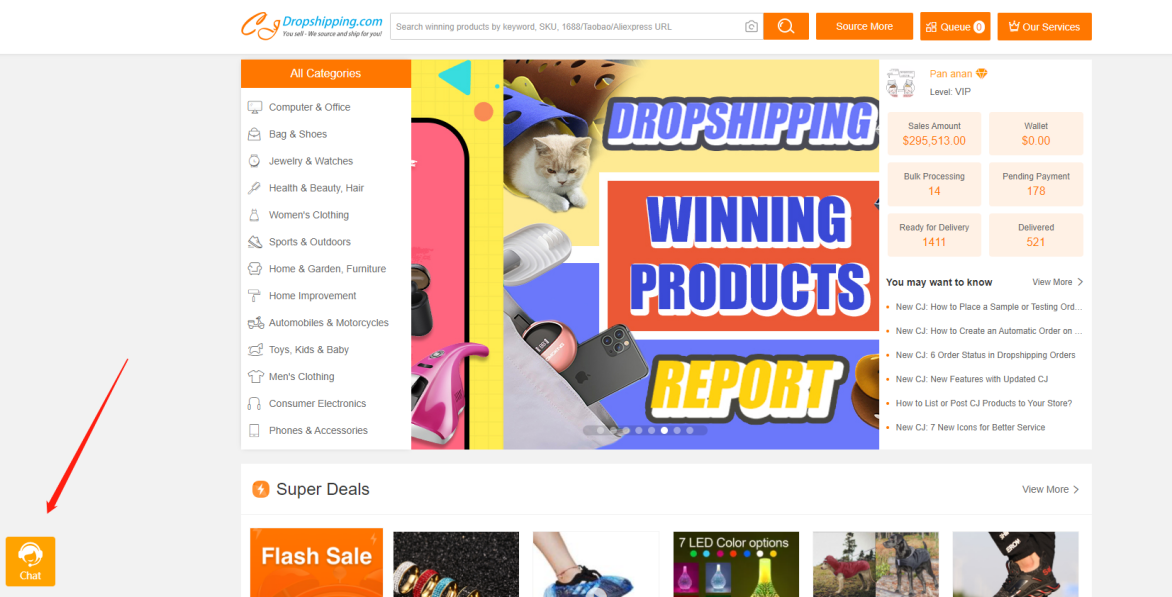 Why You Should Choose Cjdropshipping for Your Dropshipping Business