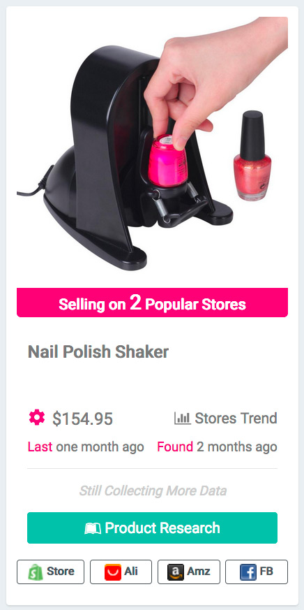 360 degree Professional Gel/Nail Polish Shaker