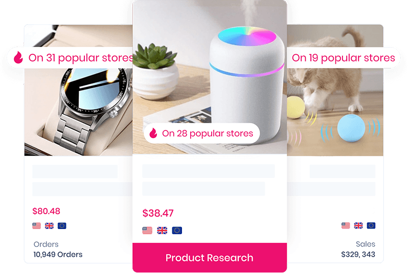 Discover In-Demand Products