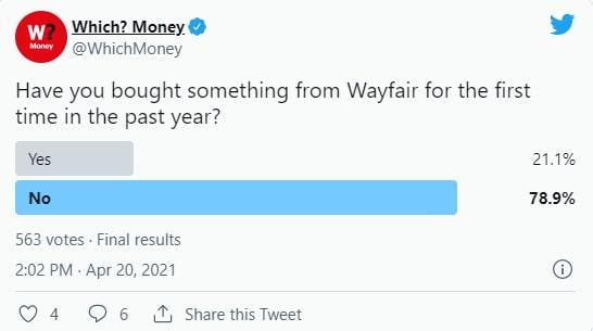 Wayfair Online Survey